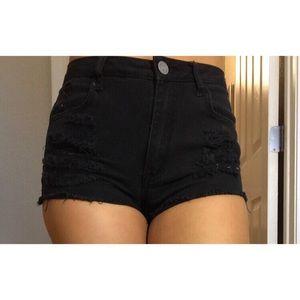 Pants - RSQ Maui high rise shorts